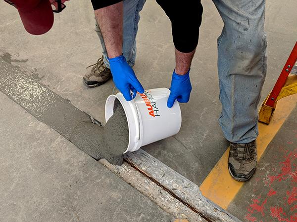 Industrial Concrete Floor Repair & Joint Fillers | 800 223